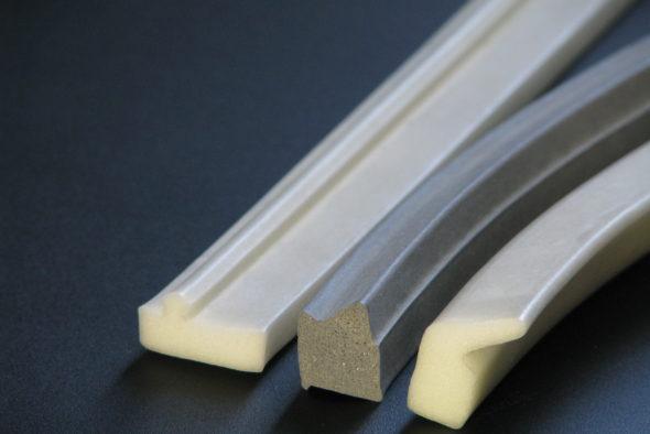 Silicone-Foam Profiles
